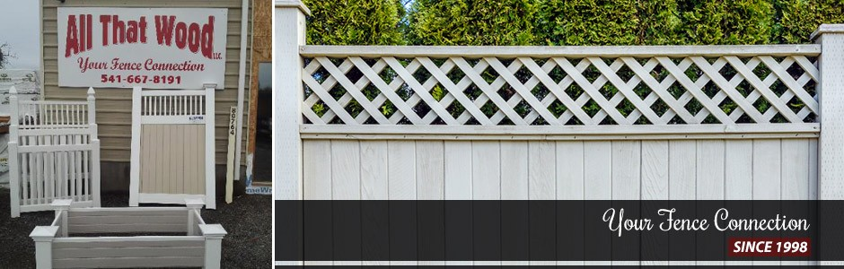 All That Wood, LLC your fence connection